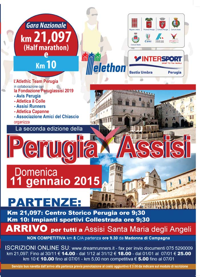 Perugia Assisi
