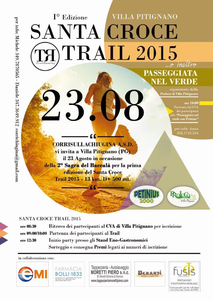 FRONTE TRAIL
