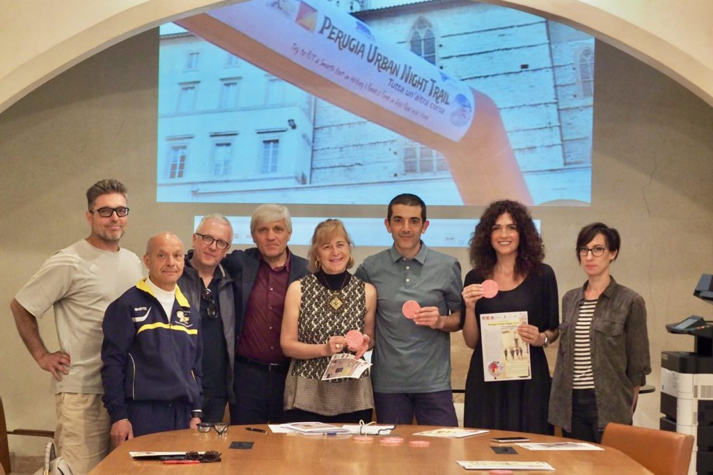 Perugia Urban Night Trail 2019 - Presentazione Evento